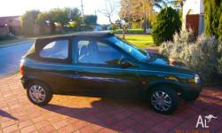 Very rare barina cabriolet for sale as I am going