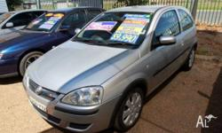 HOLDEN,BARINA,XC MY04,2004, FWD, SILVER, 3D HATCHBACK,