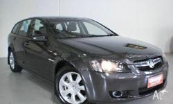 HOLDEN,BERLINA,VE MY09,2008, RWD, GREY, 4D SPORTWAGON,