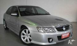 HOLDEN,BERLINA,VZ,2005, RWD, SILVER, 4D SEDAN, 3565cc,