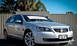 HOLDEN,Calais,VE MY09.5,2009, Rear Wheel Drive,