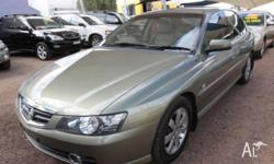 HOLDEN,CALAIS,VY,2002, RWD, MARTINI, SUPERCHARGED,