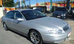 HOLDEN,CAPRICE,WHII,2002, RWD, SILVER LIGHTNING MICA,