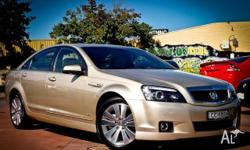 HOLDEN,Caprice,WM,2006, Rear Wheel Drive, SANDSTORM,