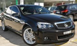 HOLDEN,Caprice,WM MY09.5,2009, Rear Wheel Drive,