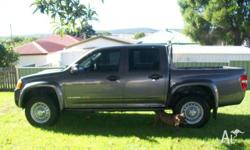 Vehicle 2010 HOLDEN COLORADO LX CREW CAB Price $32 000