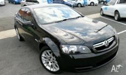HOLDEN,Commodore,VE MY09,2008, Rear Wheel Drive, Black,