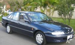 HOLDEN,COMMODORE,VS,1995, RWD, Blue, Grey trim, 4D