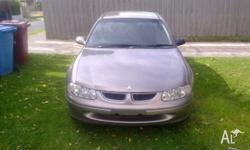 Year: 2000 Kms: 172,144 kms Reg No / State: RWD697 /