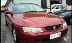 HOLDEN,Commodore,VY,2003, Rear Wheel Drive, MAROON,