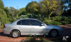 HOLDEN,COMMODORE,VZ,2006, RWD, silver, 4D SEDAN,