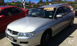 HOLDEN,COMMODORE,VZ MY06 UPGRADE,2006, RWD, silver, 4D