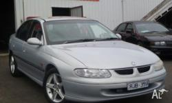 HOLDEN, COMMODORE, VT, 1997, Rear Wheel Drive, SILVER,