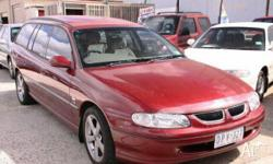 HOLDEN, COMMODORE, VT, 1997, Burgundy, SEDAN, 5L,