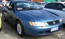 HOLDEN,COMMODORE,2003, 4D SEDAN, 3.8, 6cyl, 4 SP