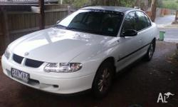 Holden Commodore VX (2001) Automatic Sedan. 110,000kms.