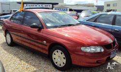HOLDEN, COMMODORE, VX, 2001, RWD, bronze, 4D SEDAN,