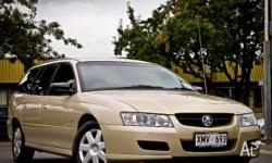 HOLDEN,Commodore,VZ MY07,2007, Rear Wheel Drive,
