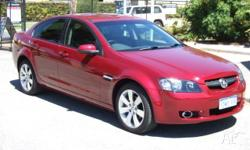 HOLDEN,COMMODORE,VE MY10,2009, RWD, BURGUNDY, BLACK