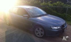 HOLDEN,COMMODORE,VZ,2005, RWD, Grey, 4D SEDAN, 3565cc,