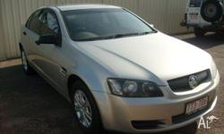 HOLDEN,COMMODORE,VE,2006, RWD, Silver, Grey trim, 4D