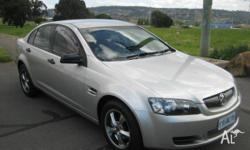 HOLDEN, COMMODORE, VE, 2006, RWD, SILVER, GREY/BLACK