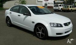 HOLDEN, Commodore, VE, 2007, Rear Wheel Drive, White,
