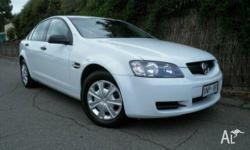 HOLDEN, COMMODORE, VE, 2007, RWD, Heron White **Low