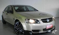 HOLDEN,COMMODORE,VE,2007, RWD, GOLD, 4D SEDAN, 3565cc,