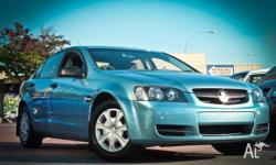 HOLDEN,Commodore,VE,2008, Rear Wheel Drive, Ice Blue,