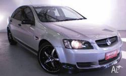 HOLDEN,COMMODORE,VE MY08,2008, RWD, SILVER, 4D SEDAN,