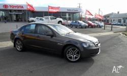HOLDEN,Commodore,VE MY09,2008, Rear Wheel Drive, EVOKE,