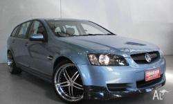 HOLDEN,COMMODORE,VE MY09.5,2008, RWD, BLUE, 4D