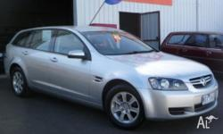 HOLDEN,COMMODORE,VE MY09.5,2008, RWD, SILVER, 4D