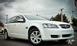 HOLDEN,Commodore,VE MY09.5,2008, Rear Wheel Drive,