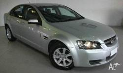 HOLDEN,COMMODORE,VE MY09.5,2009, RWD, SILVER, 4D SEDAN,