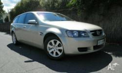 HOLDEN, COMMODORE, VE MY09.5, 2009, RWD, Gold, 4D