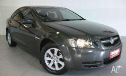 HOLDEN,COMMODORE,VE MY09.5,2009, RWD, GREY, 4D SEDAN,