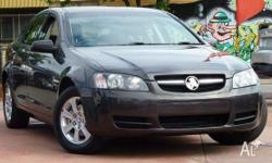 HOLDEN,COMMODORE,VE MY10,2009, Rear Wheel Drive, EVOKE,