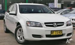 HOLDEN,COMMODORE,VE MY10,2010, RWD, WHITE, 4D