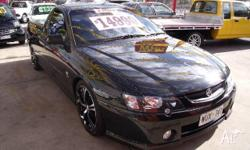 HOLDEN,COMMODORE,VY,2002, RWD, BLACK, UTILITY, 3791cc,