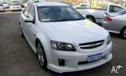 HOLDEN, COMMODORE, VE, 2007, RWD, White, Black trim, 4D