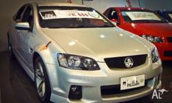 HOLDEN,COMMODORE,VE II,2010, RWD, Nitrate, 4D SEDAN,