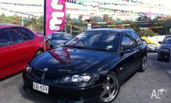 HOLDEN,COMMODORE,VX,2000, RWD, midnight black, 4D