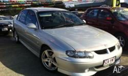 HOLDEN,COMMODORE,VXII,2001, RWD, silver, 4D SEDAN,