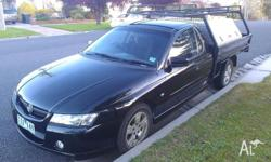 Holden Commodore SV6 One Tonner Ute, 6sp Manual, low