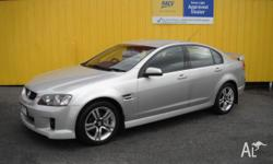 HOLDEN,COMMODORE,VE,2007, RWD, SILVER/6 SPD MAN/NICE