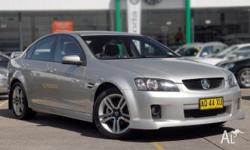 HOLDEN,COMMODORE,VE,2007, RWD, SILVER NICKEL, 4D SEDAN,
