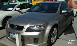 HOLDEN,COMMODORE,VE,2007, RWD, Silver, 4D SEDAN,