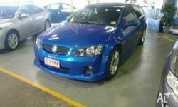 HOLDEN,Commodore,VE,2008, Blue, 5dr Wagon, 3.6, 6cyl,